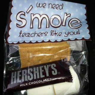 Cute teacher appreciation idea!!