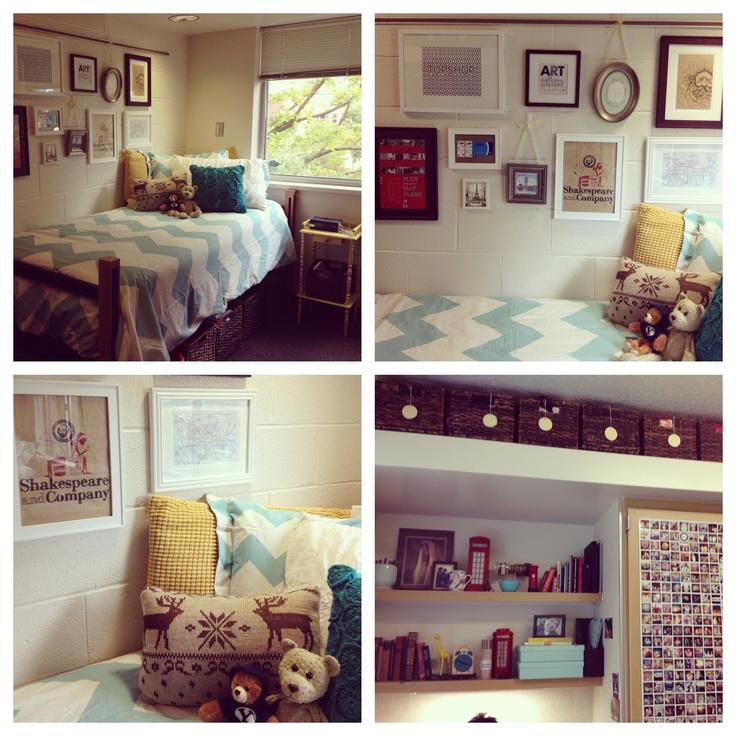 Dorm room decor college life pinterest