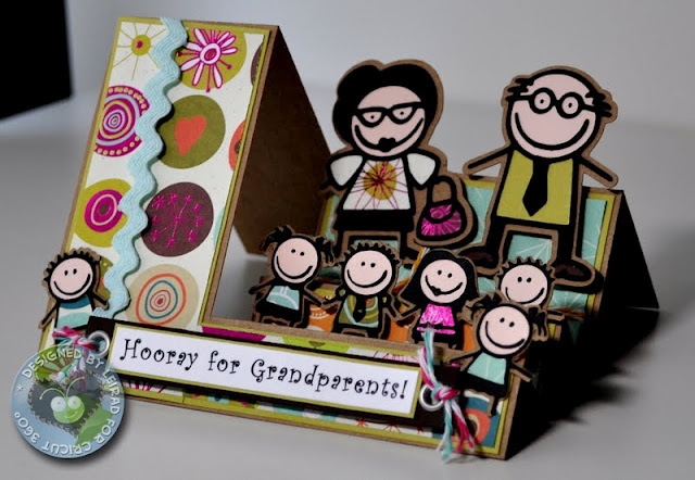 Grandparent day card