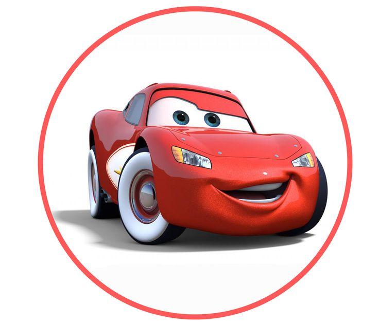 Oblea Cars  Impresiones en papel de azúcar  Pinterest
