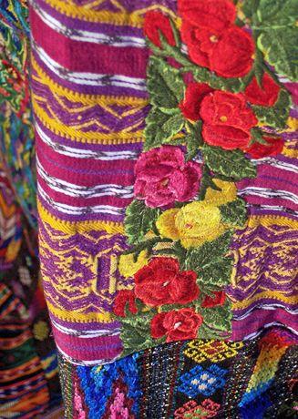 Guatemalan Quilt, detail