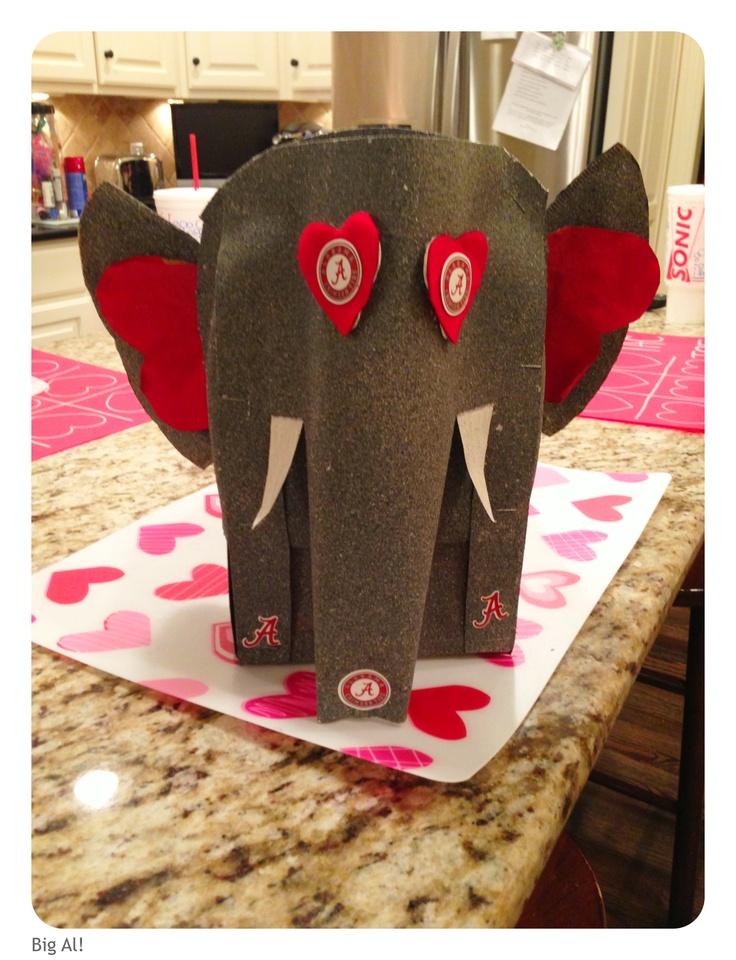cupcake valentine box craft
