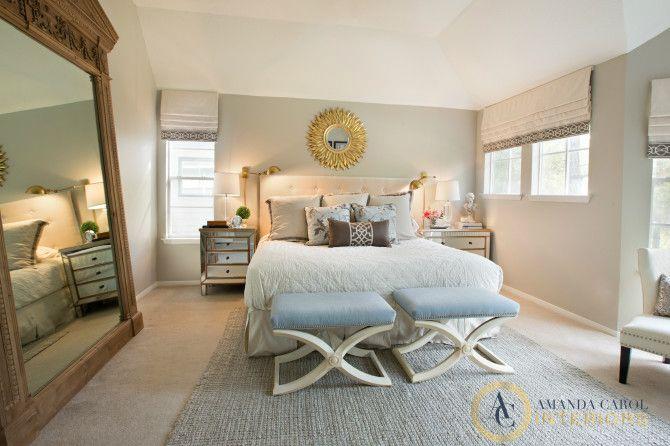 Master Bedroom Bedroom Spaces Pinterest