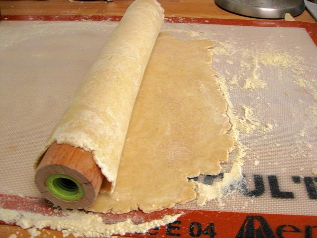Butter Pie Crust (Pate Brisee) Recipe — Dishmaps