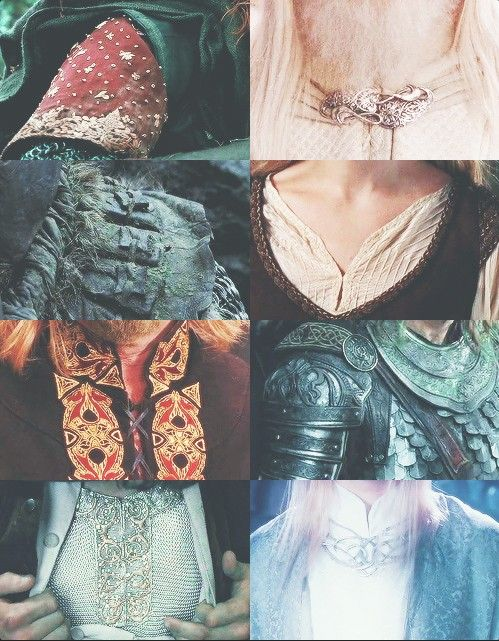 Lord of the Rings costume details