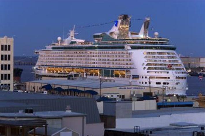 Galveston Cruise Ship Parking | Port Of Galveston Cruise Terminal Paru2026