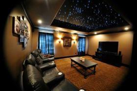 Theater Room Ideas