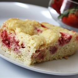 Strawberry Coffee Cake | Must try recipes | Pinterest