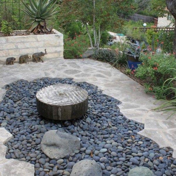 Gartengestaltung mit steinen dekoration pinterest - Pinterest gartengestaltung ...