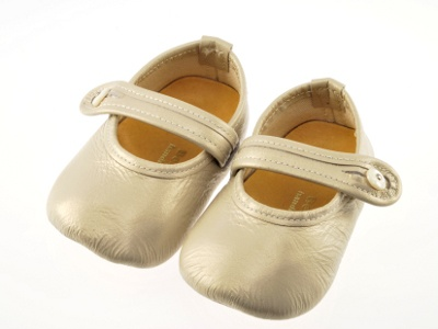 Champagne Beary Jane by Bear Feet Shoes. $16 Made in USA @USA Love