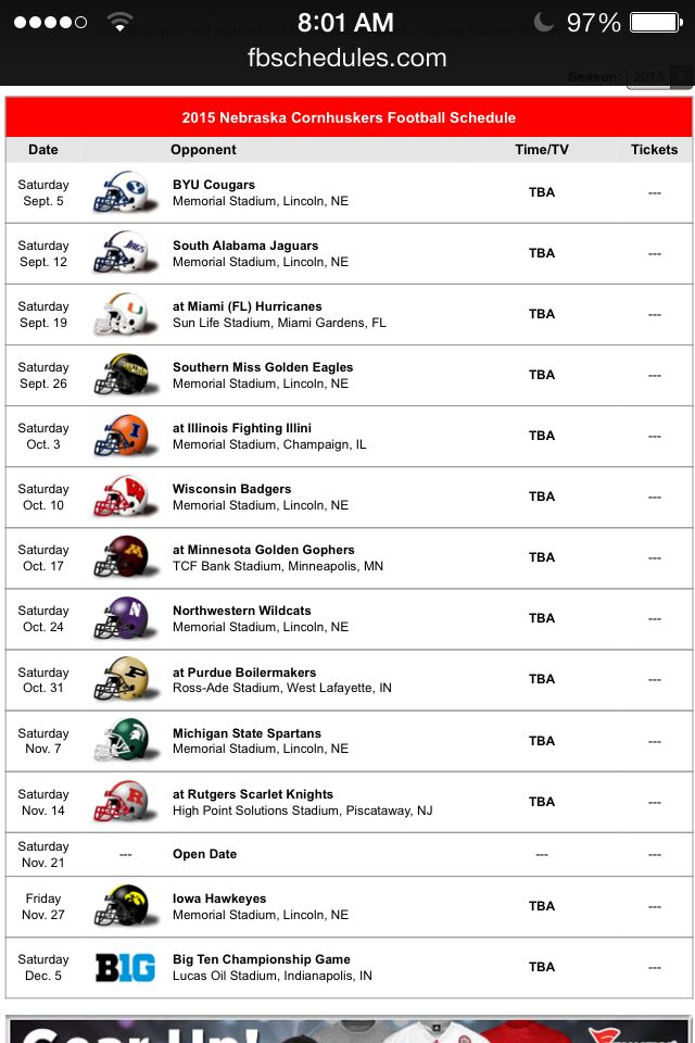college football schedule 2015 espn football scores college today