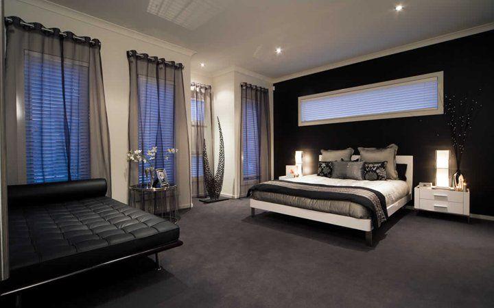 bedroom - metricon soho