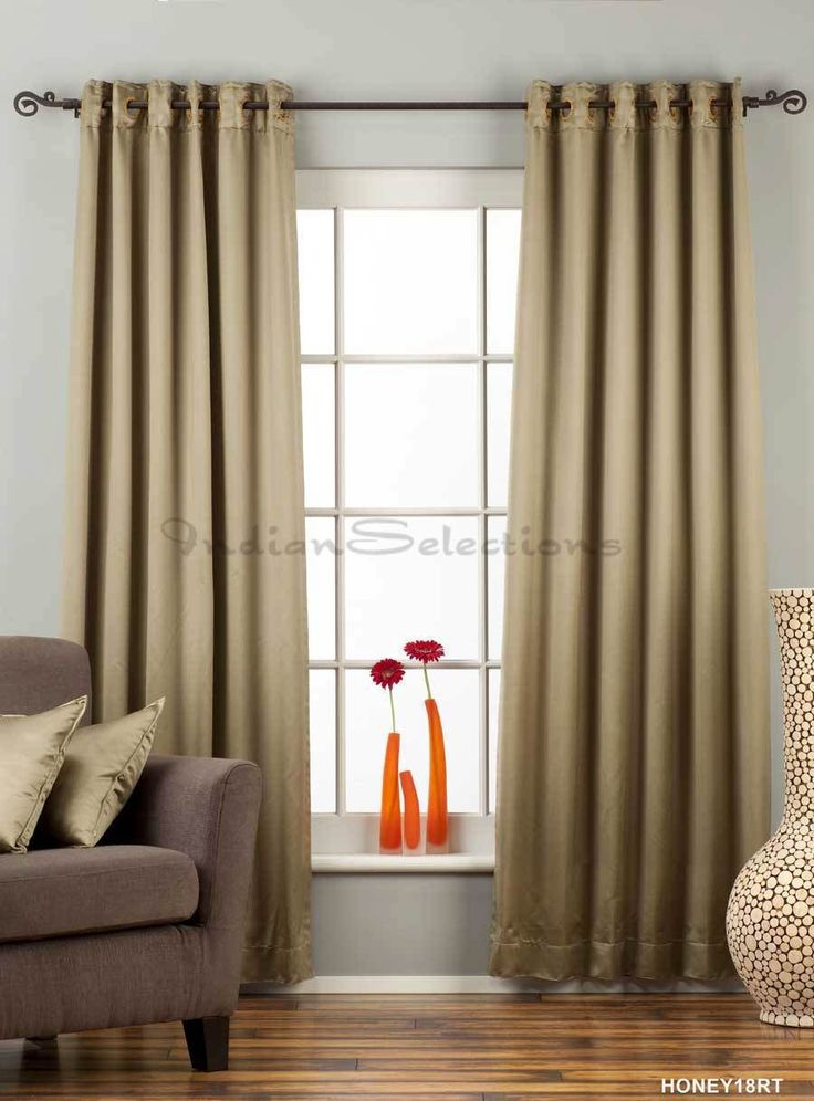 Olive Green Curtains Drapes Window Drapes and Curtains