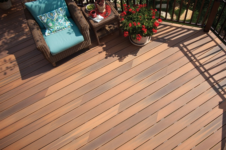 Fiberon Horizon Decking Ipe Outdoor Living Pinterest