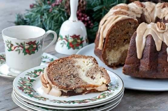 apple-cream cheese bundt cake recipe   Dessert and Sweet Treat Recipe ...