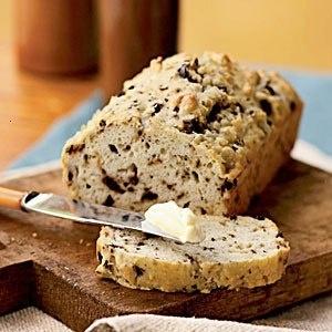 Kalamata olive bread with oregano | Favorite Recipes | Pinterest