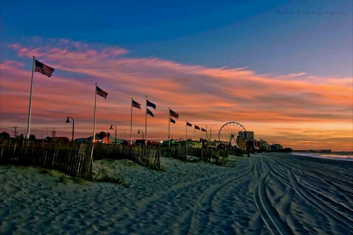 myrtle beach south carolina memorial day weekend