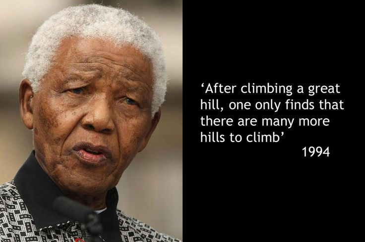 Nelson Mandela Quotes About Change | Quotes | Pinterest