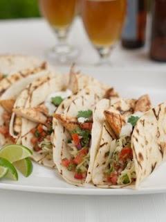 Star Bite: Southwestern Fish Tacos | Foods | Pinterest