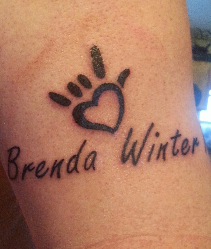 i Love You Sign Language Tattoos i Love You Sign Language Tattoo