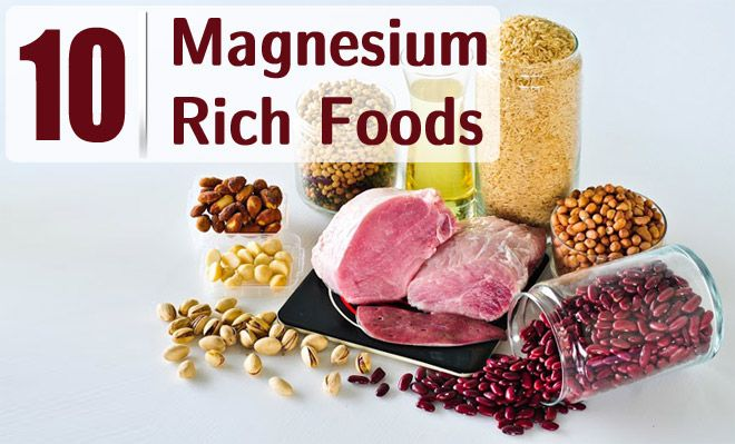 Top 7 Magnesium Rich Foods You Should Include in Your Diet