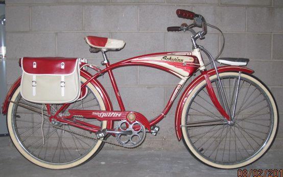 Schwinn 1957 Hornet/Spitfire | Vintage Schwinn Bicycles ...