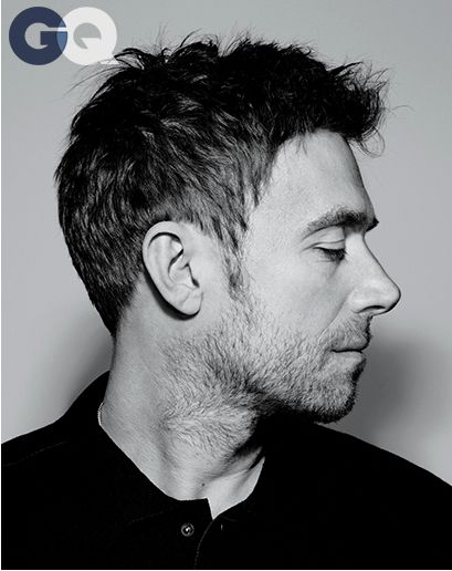 Damon Albarn for GQ MagazineDamon Albarn The Universal
