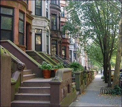 Park Slope, Brooklyn. Where my parents grew up & where my grandparents lived. Spent a lot of my childhood here :)