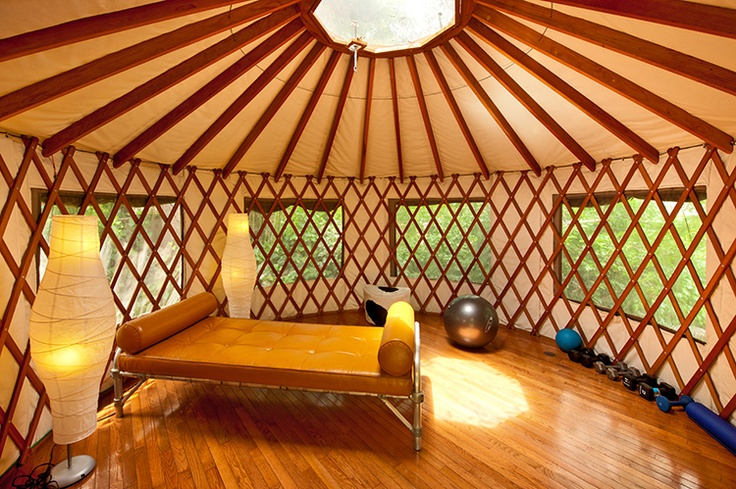 Awesome Modern Yurt Interior Contemporary - Simple Design Home ...