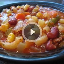 Italian Vegetable Soup | Soup Bowls | Pinterest