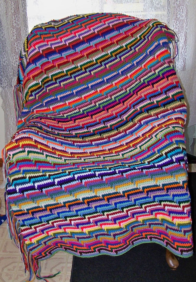 Pin by Linda Huff on Crochet Native,Navajo,Indian Afghans ...