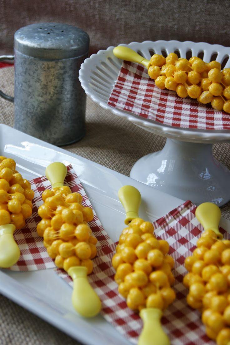 Easy Kix corn on the cob perfect for summer picnics and bbq's recipe ...