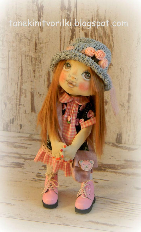 МОЙ МЕГА-FUN: Девушка в шляпе ...