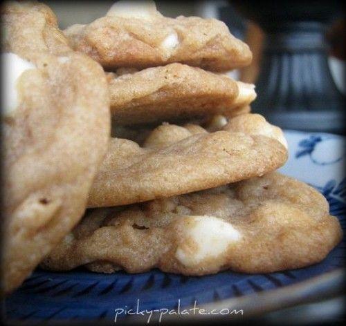 White Chocolate Cinnamon Toast Crunch Cookies. HOLD THE PHONE, NEED TO ...