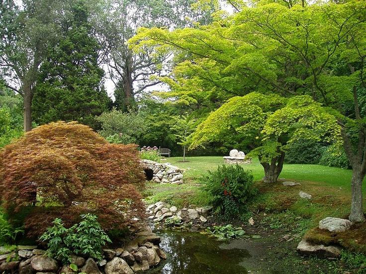 Blithewold mansion gardens landscaping ideas pinterest for Garden design ideas bristol