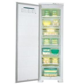 Freezer vertical frost free electrolux ffe24 218l