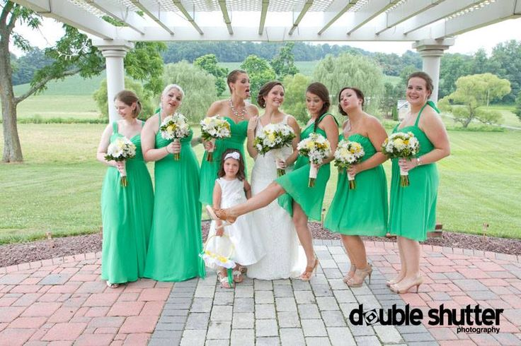 Wedding gown and kelly green bill levkoff dresses gorgeous