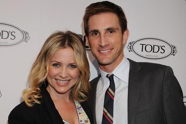 Jessica Capshaw, husband Christopher Gavigan 'thrilled' to ...