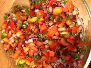 Clamato Shrimp Ceviche Recipe