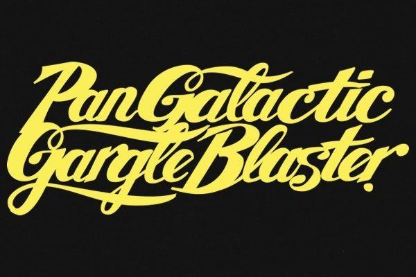 Pan Galactic Gargle Blaster | Gifts for Geek Girls | Pinterest