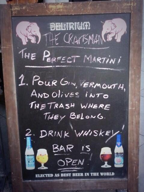 The Perfect Martini | Recipes | Pinterest