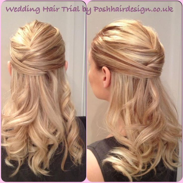 How To Put Up Wedding Hair Hairstylegalleries Com