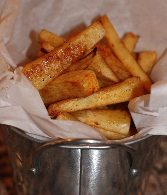 parsnip fries | Yummmms | Pinterest