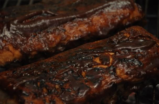 FALL OFF THE BONE BABY BACK RIBS | ...AMERICAN RX'S | Pinterest