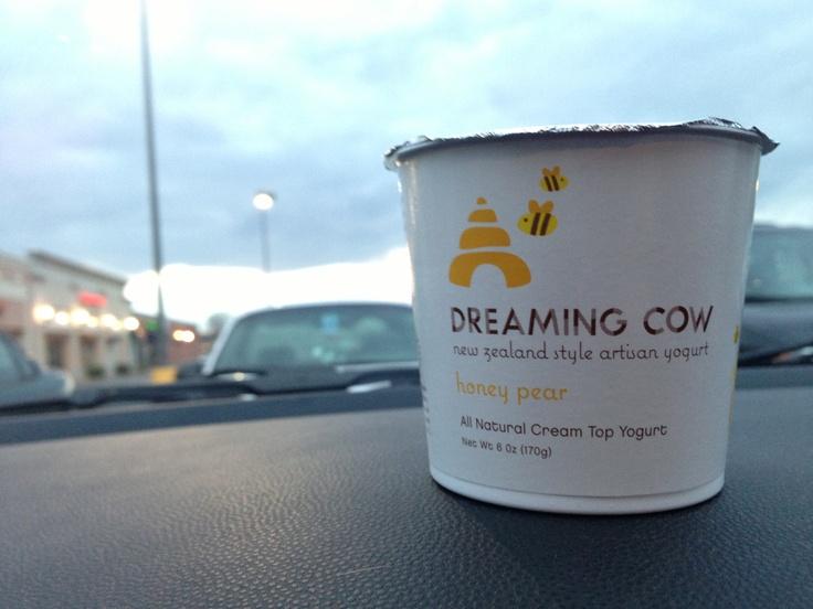 Dreaming Cow Honey Pear Yogurt   Yum   Pinterest