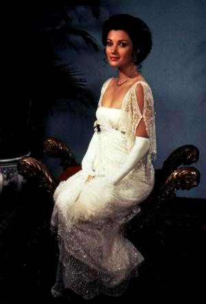 Jane Seymour in Somewhere in Time | Inspiration for my ...