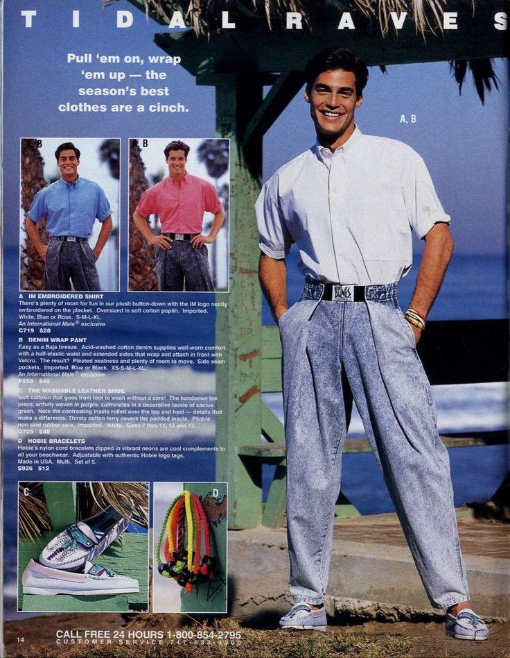 90s mens fashion vintage international male pinterest