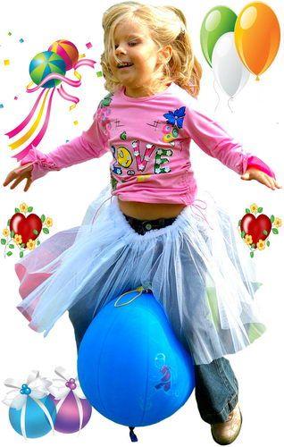 Фото детского дня рождения 5 лет