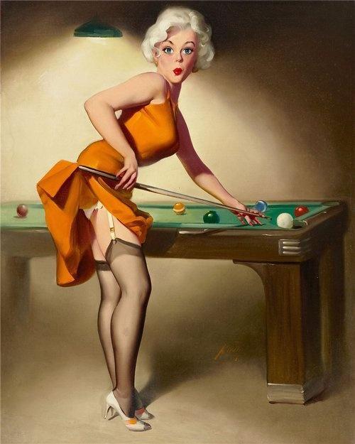 Old Erotic Art Pinups Pinterest
