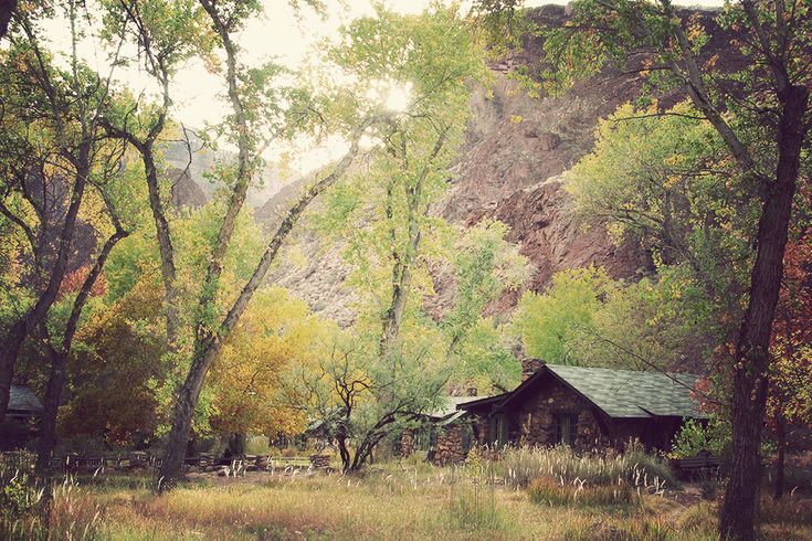 Phantom Ranch Grand Canyon Hotels I 39 D Like To Try Out